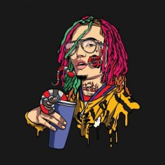 "[FREE FOR PROFIT] 6ix9ine x Lil Pump type beat ""stoopid"""
