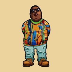 [FREE FOR PROFIT] Biggie Smalls x Freestyle Type Beat Straight Flames